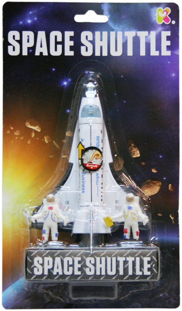 Ultimate Space Mission Diecast Space Shuttle Set with 2 ...