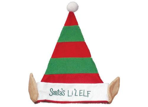 0863efe213370 Cute Santas Elf Hat With Elf Ears Great Christmas Hat For Fancy ...