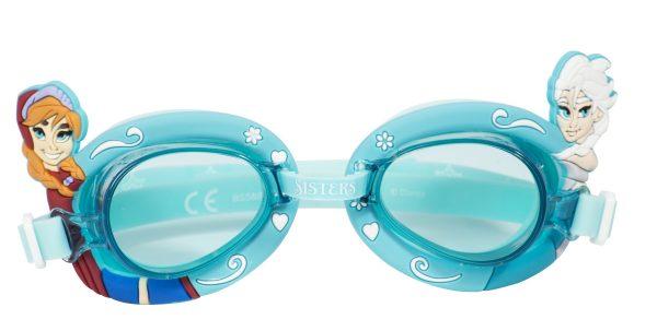 60c11fde3b0 3D Disney Frozen Kids Junior Swimming Goggles - Bargain WholeSalers