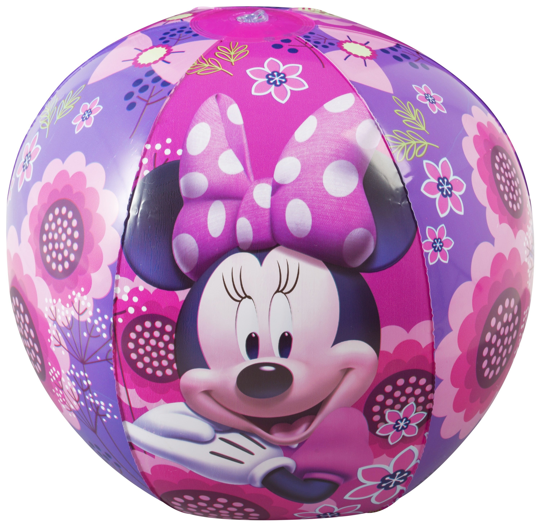 Disney Minnie Mouse Beach Ball - Bargain WholeSalers