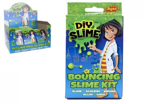 Make Your Own Diy Bouncing Putty Kit Bargain Wholesalers